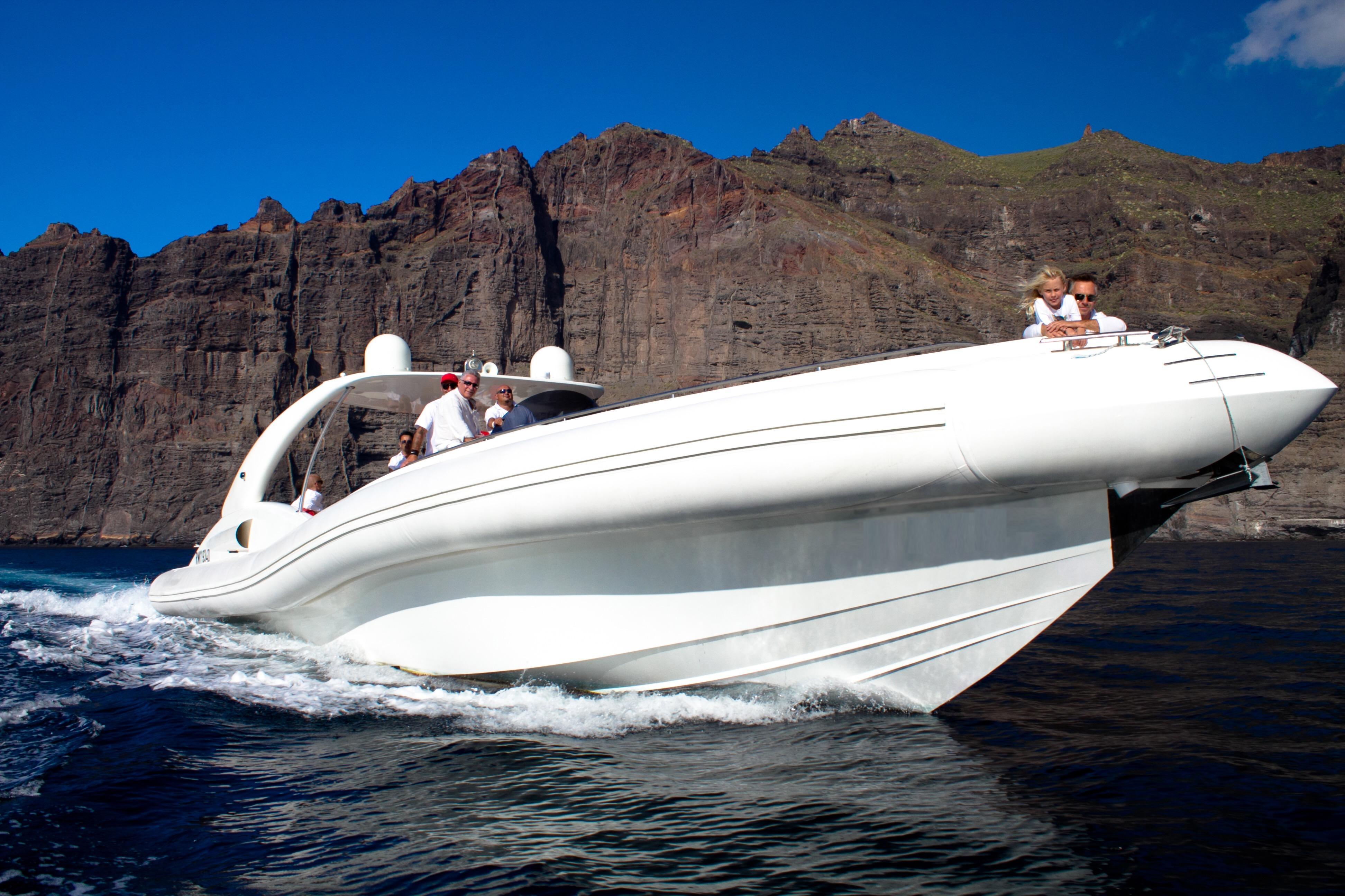 RIB Boat Cruise