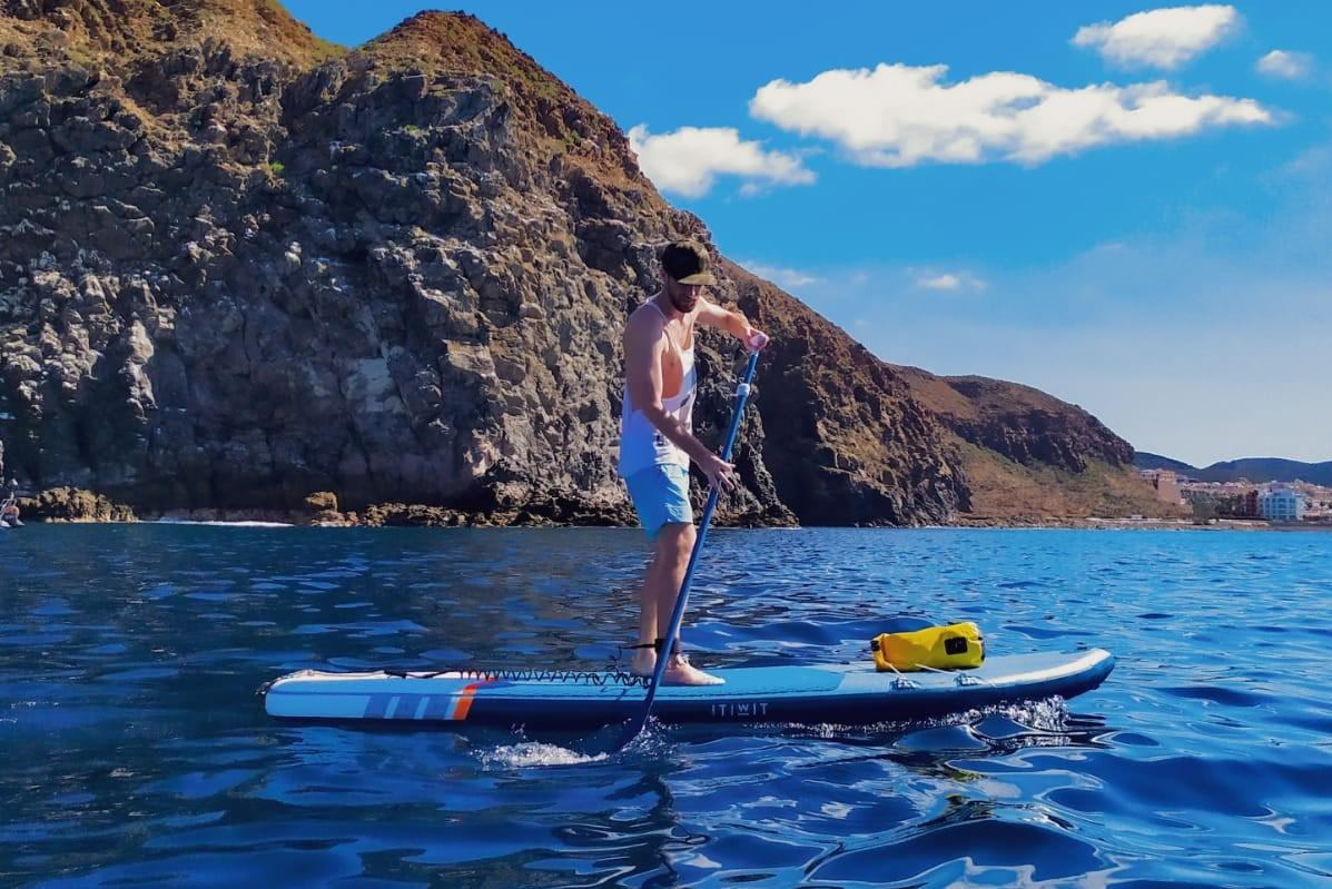 Tenerife by Stand-up Paddleboard