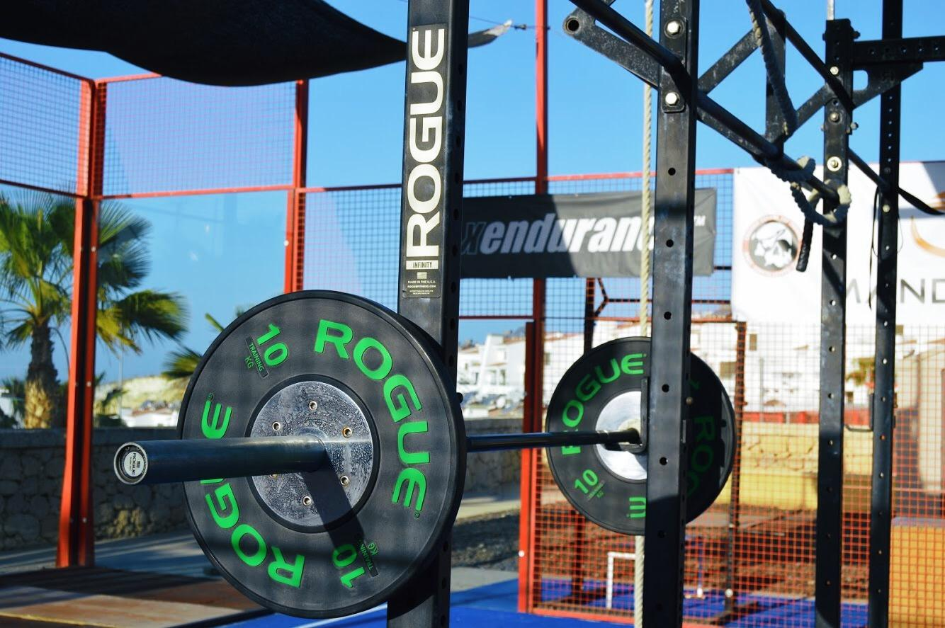 CrossFit Camp in Tenerife